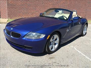 2007 BMW Z4 for sale in Memphis, TN