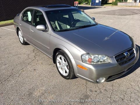 2002 nissan maxima for sale in tennessee. Black Bedroom Furniture Sets. Home Design Ideas
