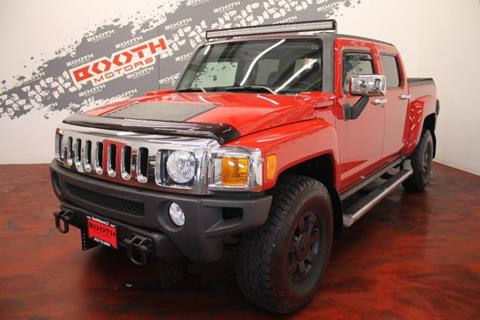 2009 HUMMER H3T for sale in Longmont, CO