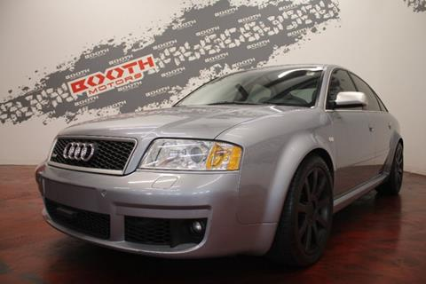 2003 Audi RS 6 for sale in Longmont, CO
