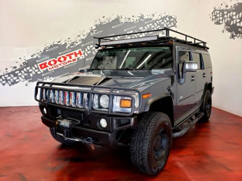 2007 HUMMER H2 for sale in Longmont, CO