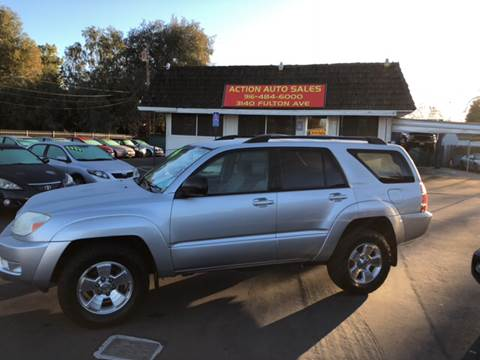 used 2004 toyota 4runner for sale in sacramento ca. Black Bedroom Furniture Sets. Home Design Ideas