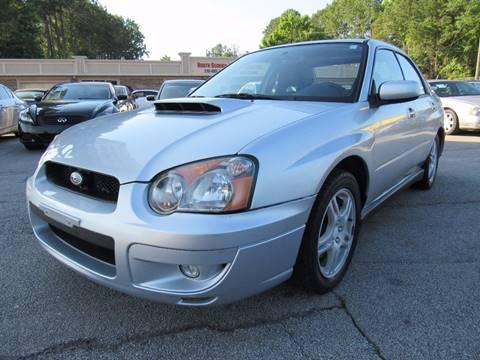 2004 Subaru Impreza for sale in Snellville, GA