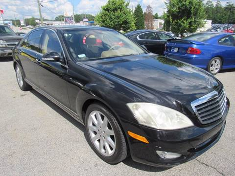 2007 Mercedes-Benz S-Class for sale in Snellville, GA