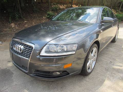 2007 Audi A6 for sale in Snellville, GA