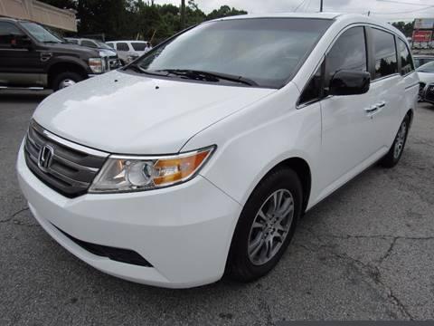 2011 Honda Odyssey for sale in Snellville, GA