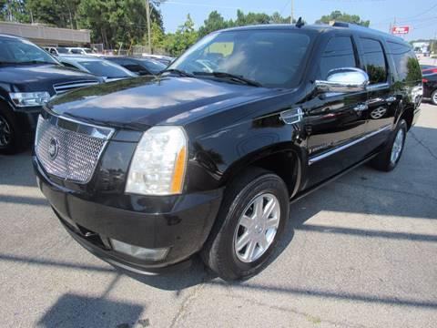 2007 Cadillac Escalade ESV for sale in Snellville, GA