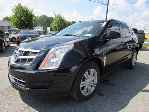 2010 Cadillac SRX for sale in Snellville, GA
