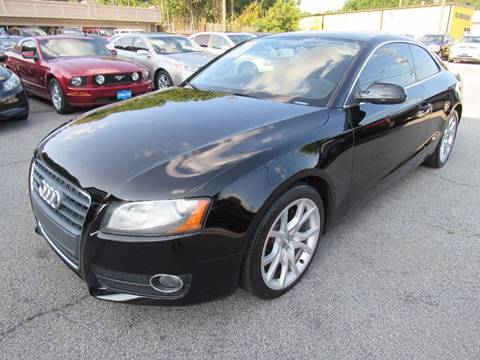2010 Audi A5 for sale in Snellville, GA