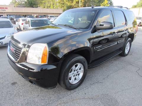 2007 GMC Yukon for sale in Snellville, GA