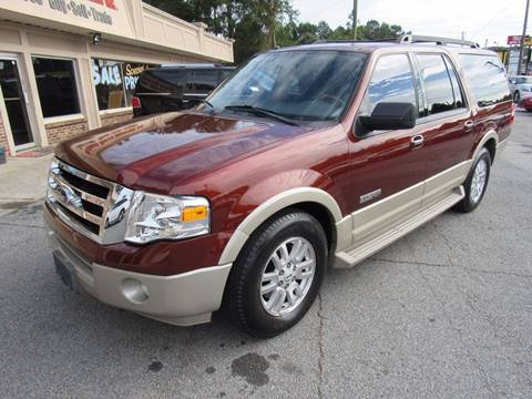 2007 Ford Expedition EL for sale in Snellville, GA