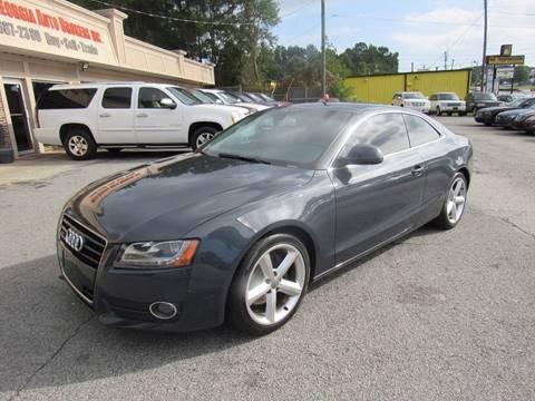 2009 Audi A5 for sale in Snellville, GA