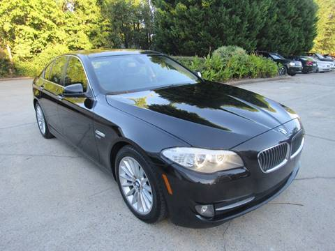 2011 BMW 5 Series for sale in Snellville, GA