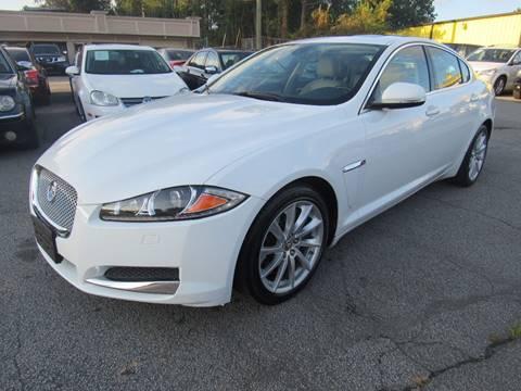 2013 Jaguar XF for sale in Snellville, GA