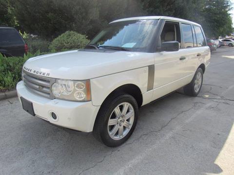 2007 Land Rover Range Rover for sale in Snellville, GA