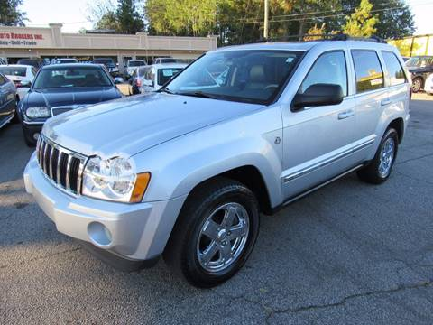 2007 Jeep Grand Cherokee for sale in Snellville, GA