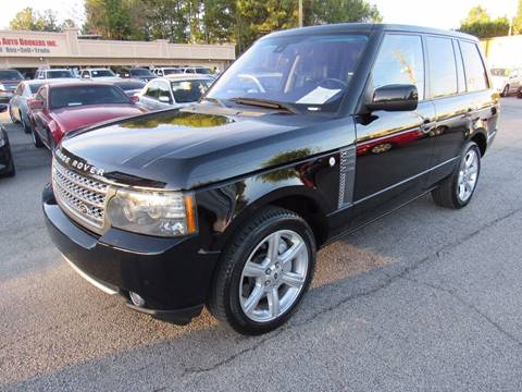 2011 Land Rover Range Rover for sale in Snellville, GA