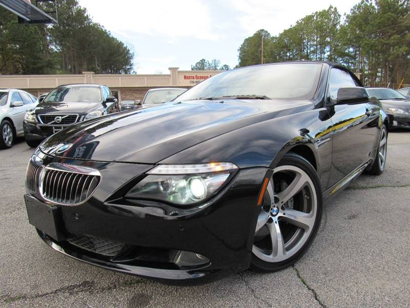 Used BMW Series For Sale Atlanta GA Page CarGurus - 2009 bmw 645