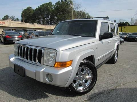2007 Jeep Commander for sale in Snellville, GA