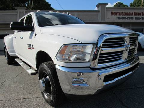 Ram Used Cars Pickup Trucks For Sale Snellville North Georgia Auto