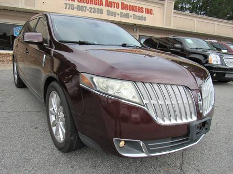 2010 Lincoln Mkt For Sale In Conroe Tx Carsforsale