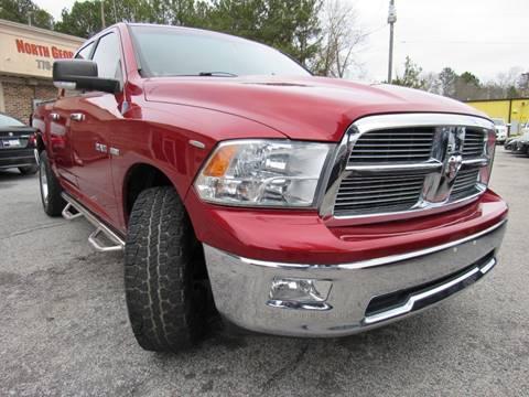2009 Dodge Ram Pickup 1500 for sale in Snellville, GA