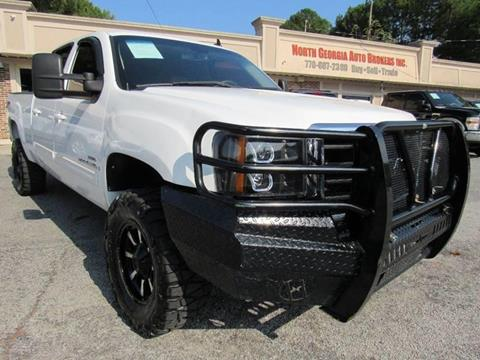 2007 GMC Sierra 2500HD for sale in Snellville, GA