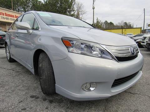2010 Lexus HS 250h for sale in Snellville, GA