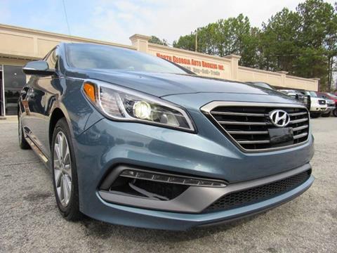 2016 Hyundai Sonata for sale in Snellville, GA
