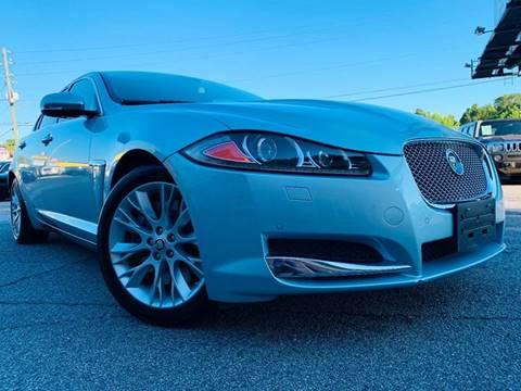 2012 Jaguar XF for sale in Snellville, GA