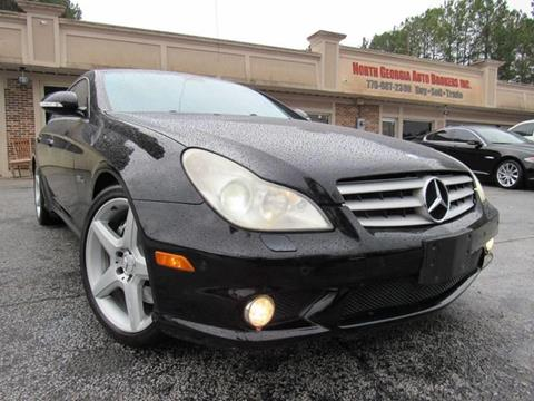 2008 Mercedes-Benz CLS for sale in Snellville, GA