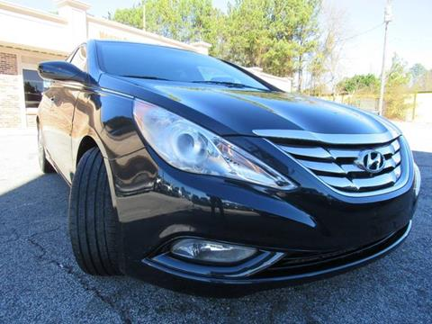 2013 Hyundai Sonata for sale in Snellville, GA