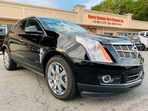 2010 Cadillac SRX Premium Collection for sale at North Georgia Auto Brokers in Snellville GA
