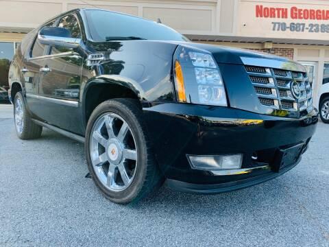 2010 Cadillac Escalade for sale at North Georgia Auto Brokers in Snellville GA