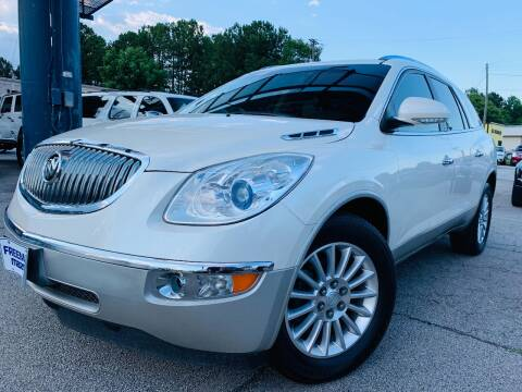 2012 Buick Enclave for sale at North Georgia Auto Brokers in Snellville GA