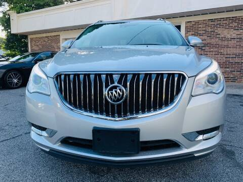 2014 Buick Enclave for sale at North Georgia Auto Brokers in Snellville GA