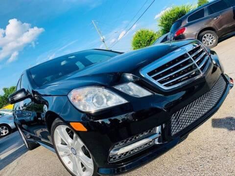 2012 Mercedes-Benz E-Class for sale at North Georgia Auto Brokers in Snellville GA