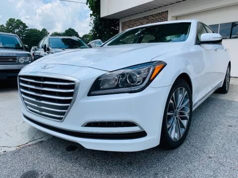 2016 Hyundai Genesis for sale at North Georgia Auto Brokers in Snellville GA