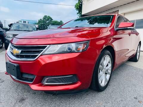 2014 Chevrolet Impala for sale at North Georgia Auto Brokers in Snellville GA
