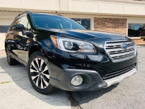 2015 Subaru Outback for sale at North Georgia Auto Brokers in Snellville GA