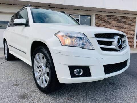 2012 Mercedes-Benz GLK for sale at North Georgia Auto Brokers in Snellville GA