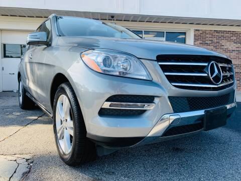 2014 Mercedes-Benz M-Class for sale at North Georgia Auto Brokers in Snellville GA