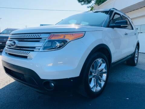 2012 Ford Explorer for sale at North Georgia Auto Brokers in Snellville GA