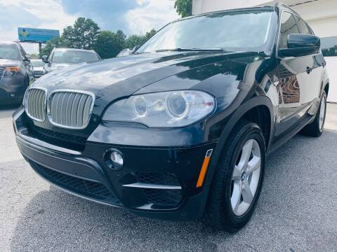 2012 BMW X5 for sale at North Georgia Auto Brokers in Snellville GA