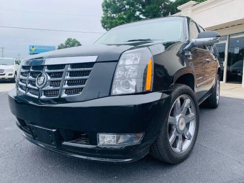 2008 Cadillac Escalade for sale at North Georgia Auto Brokers in Snellville GA