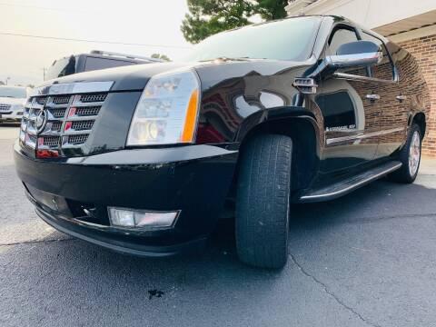 2009 Cadillac Escalade ESV for sale at North Georgia Auto Brokers in Snellville GA