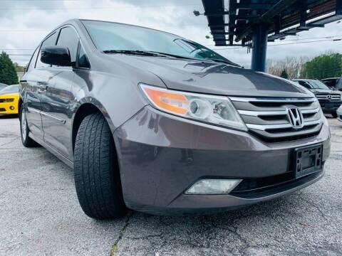 2012 Honda Odyssey for sale at North Georgia Auto Brokers in Snellville GA