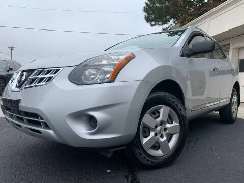 2015 Nissan Rogue Select for sale at North Georgia Auto Brokers in Snellville GA
