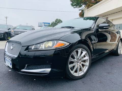 2012 Jaguar XF for sale at North Georgia Auto Brokers in Snellville GA