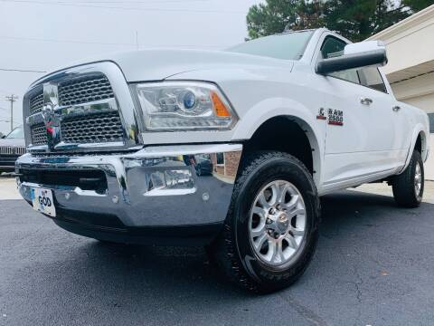2016 RAM Ram Pickup 2500 for sale at North Georgia Auto Brokers in Snellville GA